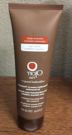 FOR BROWN HAIR! Ojon RESTORATIVE HAIR TREATMENT  4.2 OZ.SEAL