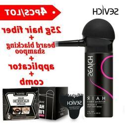 Building Fibers + Spray Applicator + Hair Optimizer Kit Hair