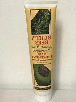 Burt's Bees Avocado Butter Pre-Shampoo Hair Treatment 5 fl.