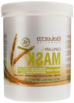 Salerm Capillary Mask Wheat Germ 1000 ml / 33.7 Oz. / 955 g