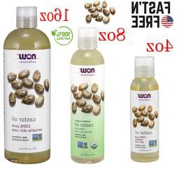 Castor Oil For Hair Growth Treatment Skin Face Eyelashes Eye