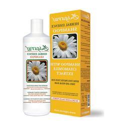 Zigavus Chamomile Extract Shampoo For <font><b>Fine</b></fon