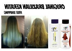 Professional Brazilian Chocolate Keratin Straightening Hair