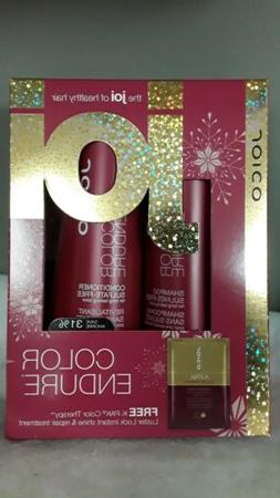 Joico Color Endure Holiday Duo with Free Color Therapy