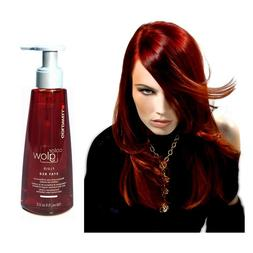 Goldwell Color Glow Fluid STAY RED Hair Moisture & Color Bri