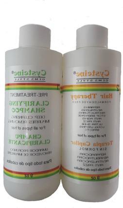 Cysteine hair treatment -  FORMALDEHYDE FREE - For All hair