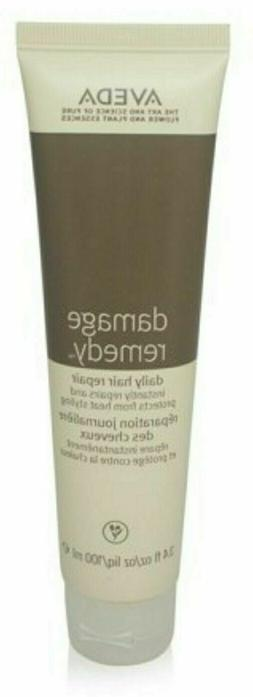 Aveda Damage Remedy Daily Hair Repair Leave-In Treatment 3.4