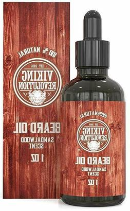 Best Deal Beard Oil Conditioner - All Natural Sandalwood Sce