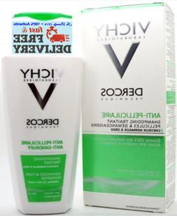 Vichy Dercos Anti-Dandruff Treatment Shampoo Pick Dry Or Nor