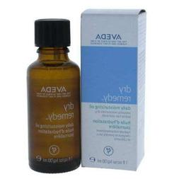 Aveda Dry Remedy Daily Moisturizing Oil 1 oz Leave-In Hair T