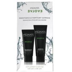 ZENAGEN Evolve Shampoo Treatment 6 oz and Conditioner 5 oz R