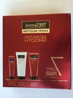 Tresemme Expert Selection Keratin Smooth 7 Day Starter Set