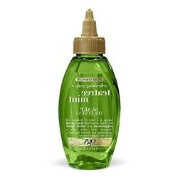 OGX Extra Strength Tea Tree Mint Scalp Treatment 4 Ounce Bot