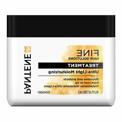 Pantene Pro-V Fine Hair Ultra, Light Moisturizing Treatment,