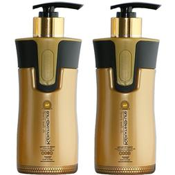 Keratin Cure Best Treatment Gold and Honey Protein Kit Bio 2