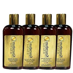 Keratin Cure 0% Formaldehyde Gold & Honey Bio-Brazilian Prof