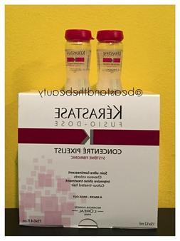 Kerastase Fusio Dose Concentre Pixelist Hair Treatment Vials