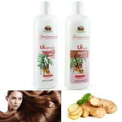 DHL: GINGER Shampoo Oily Hair Scalp Treatment Complete Clean