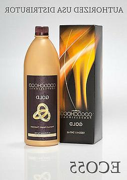 COCOCHOCO Gold Brazilian Keratin Hair Treatment 34 oz / 1000