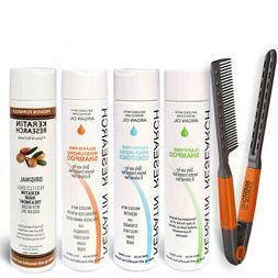 Gold Label Keratin Hair Treatment 240ml w/ Clarifying Domini