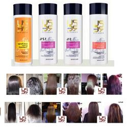 Gold Therapy Keratin Treatment Purifying Shampoo Repair Mois