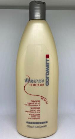 Goldwell Kerasilk Rich Care Shampoo for Dry, Damaged & Unman