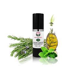All Natural Hair Shampoo, Conditioner and Hair Serum