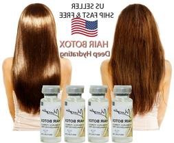 Hair Botox Treatment - Concentrated Vitamin-Rich  FORMALDEHY