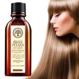 Hair Care Essential Oil Treatment for Moisturizing Soft Hair