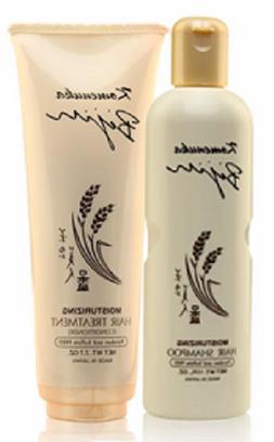 Komenuka Bijin Hair Care Moisturizing Shampoo & Treatment Pa