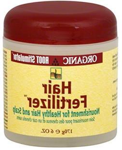 Organic Root Stimulator Hair Fertilizer, 6 oz
