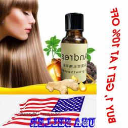 Andrea Hair Growth Essence Hair Loss Treatment ginger Sunbur
