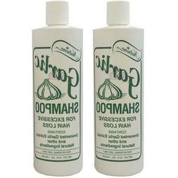 HAIR Loss Garlic Shampoo Unscented Healthy Growth Treatment