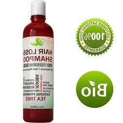 Best Hair Loss Shampoo Potent Hair Loss Fighting Formula 100