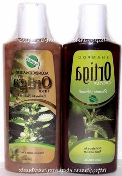 New Sealed Ortiga Shampoo Hair Loss Treatment from PERU!  10