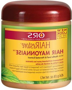Organic Root Stimulator Hair Mayonnaise Treatment, 16 oz