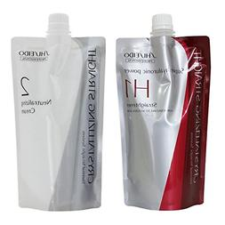 Hair Rebonding Shiseido Professional Crystallizing Hair Stra