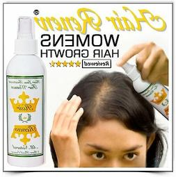 HAIR RENEW TREATMENT REGROWTH menopausal thinning loss women