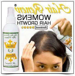 HAIR RENEW TREATMENT REGROWTH menopausal thinning loss women