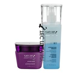 Tec Italy Hair Repair Treatment Pack - Due Faccetta Massimo