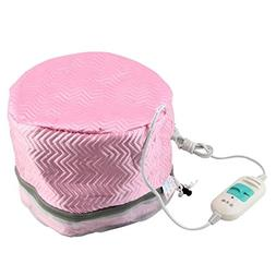 Hair Steamer - Heating Cap For Deep Conditioner - 1Pcs US Pl