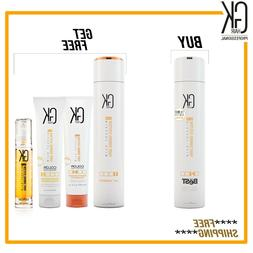 GKhair The Best Keratin Hair Taming System - | Hair Straight