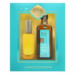 Moroccanoil Hair Treatment 3.4 oz & Body Oil 1.7 oz - 10th A