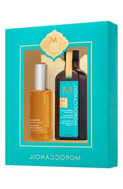 Moroccanoil Hair Treatment 3.4 oz Body Oil 1.7 oz - 10th ANN