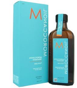Moroccanoil Hair Treatment Classic Moroccan Oil 3.4 Oz - Fre