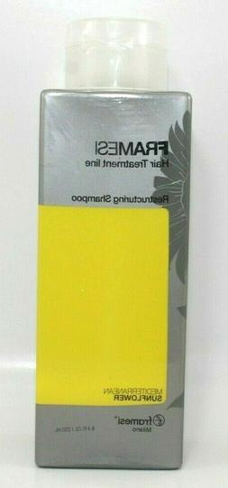 FRAMESI HAIR TREATMENT LINE RESTRUCTURING SHAMPOO MEDITERRAN