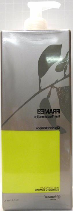 Framesi Hair Treatment Oily Hair Shampoo, 33.8 Ounce