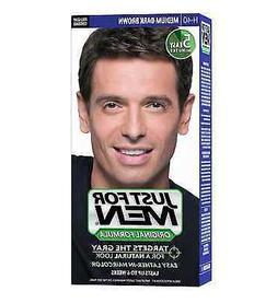 Just for Men Shampoo-in Haircolor Medium-dark Brown H-40