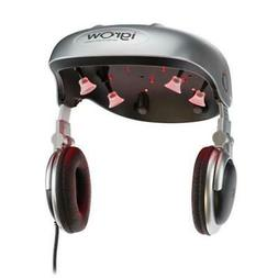 iGrow Hand Free Laser LED Light Therapy Hair Regrowth Rejuve