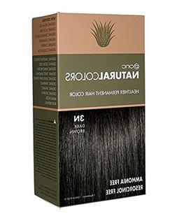 ONC NATURALCOLORS 3N Dark Brown Healthier Permanent Hair Col